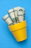 Élevage de votre argent Photo libre de droits