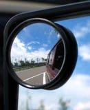 Élevez la vue de miroir Photos libres de droits