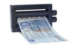 Élimination d'argent Photographie stock libre de droits