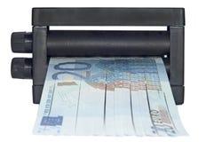Élimination d'argent Image stock