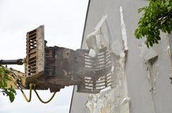 Élimination de l'isolation thermique Photo libre de droits