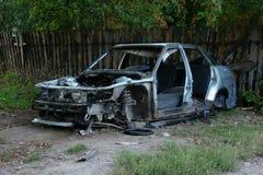Élimination de la voiture Photos libres de droits