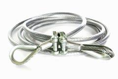 Élingue enroulée de corde Photo libre de droits