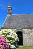 Éloquence de chapelle de Saint Michel dans Plouguerneau Photo libre de droits