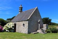 Éloquence de chapelle de Saint Michel dans Plouguerneau Image libre de droits