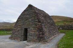 Éloquence de Gallarus d'Irlandais sur la péninsule de tête de Slea Photos stock
