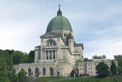 Éloquence de Joseph's de saint de bâti royale à Montréal, Québec, Canada Image libre de droits