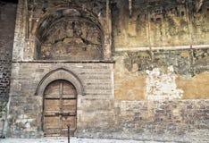 Éloquence de Leonardo de rue. Assisi. l'Ombrie. Photographie stock libre de droits