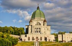 Éloquence de St.Joseph à Montréal Images libres de droits