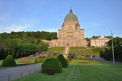 Éloquence de St Joseph, Montréal, Canada Images stock