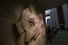 Éloquence du ` s de Saint Joseph, Montréal, Québec, Canada Image libre de droits
