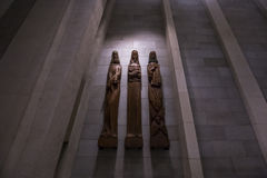 Éloquence du ` s de Saint Joseph, Montréal, Québec, Canada Photographie stock libre de droits