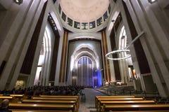 Éloquence du ` s de Saint Joseph, Montréal, Québec, Canada Images libres de droits