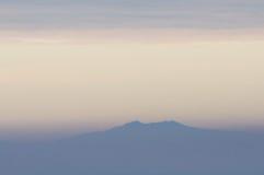 Émergez du brouillard Photos libres de droits