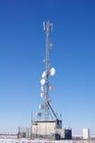 Émetteur d'antenne de GM/M dans le domaine Images libres de droits