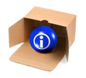 émetteur d'informations Image stock