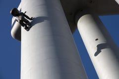Émetteur de colonnes Photo libre de droits