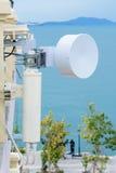 Émetteur de communication Image stock