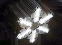 Émetteur de lumière de LED Image libre de droits