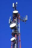 Émetteur de télécommunication Photo stock