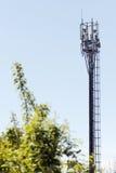Émetteur de téléphone mobile Photo libre de droits