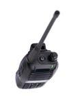 Émetteur portatif de radio UHF Photos libres de droits