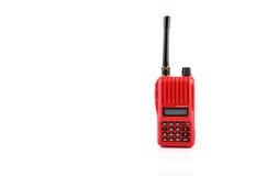 Émetteur-récepteur de VHF Image libre de droits