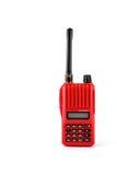 Émetteur-récepteur de VHF Image stock