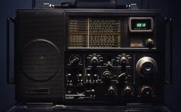 Émetteur radioélectrique et récepteur Photo stock