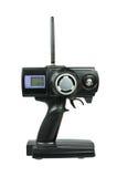 Émetteur (RC) commandé par radio pour les voitures modèles Photos stock