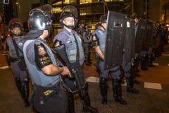 émeute Photos libres de droits