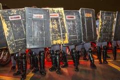 émeute Images libres de droits