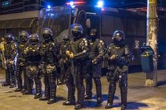 émeute Photo libre de droits
