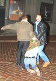 Émeute letton Photos libres de droits