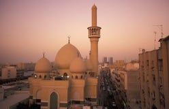 ÉMIRATS DUBAÏ DE L'ARABIE Photo libre de droits