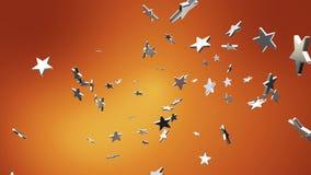 Émission pilotant les étoiles de pointe 22 illustration stock