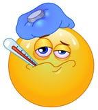 Émoticône malade