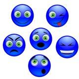 émoticônes Image libre de droits