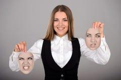 émotions Image libre de droits