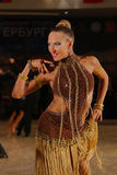 Émotions de danse Photographie stock