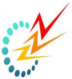 Énergie électrique Image stock