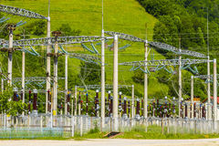 Énergie électrique Images stock