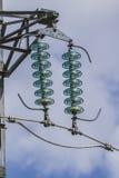 Énergie électrique Photographie stock libre de droits