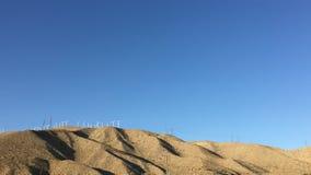 Énergie éolienne électrique photos libres de droits