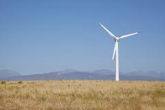 Énergie éolienne Images libres de droits