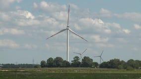 Énergie éolienne banque de vidéos