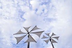 Énergie éolienne Photos libres de droits