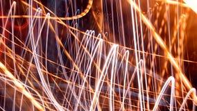 Énergie abstraite images stock