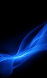 Énergie bleue Images libres de droits