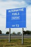 Énergie de substitution  Photo libre de droits